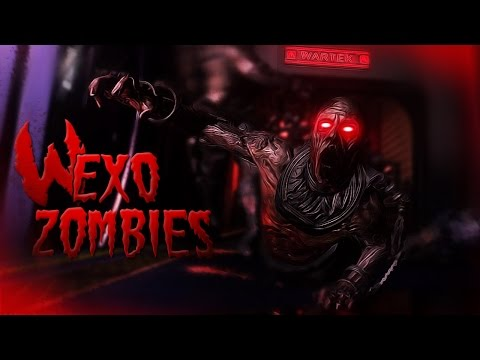 Zombie sur Advanced Warfare ? Exo-Zombie reveal