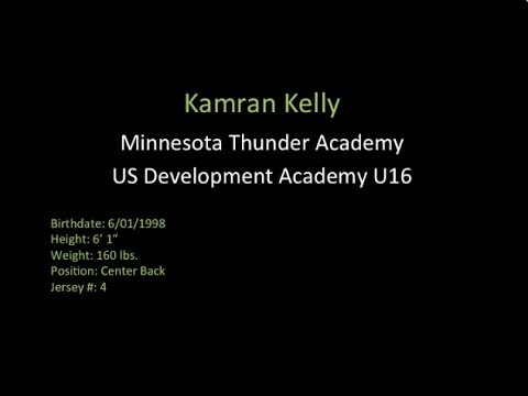 Kamran Kelly MTA DA Highlights 2013 14