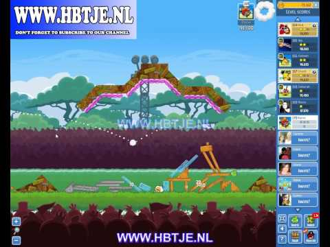 Angry Birds Friends Tournament Level 6 Week 97 (tournament 6) no power-ups