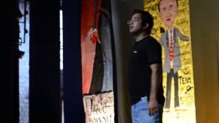 How to crack world's toughest examinations | ROMAN SAINI | TEDxJUIT