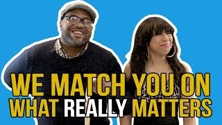 [Discrimination On Dating Sites (Dating Site Parody)] Video
