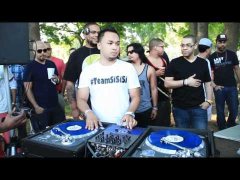 LMP BBQ DJ Battle 2012