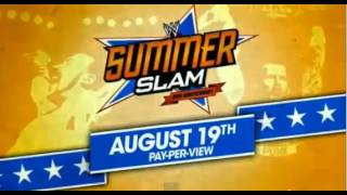 WWE SummerSlam 2012 Theme SongDon't Give Up- By Kevin