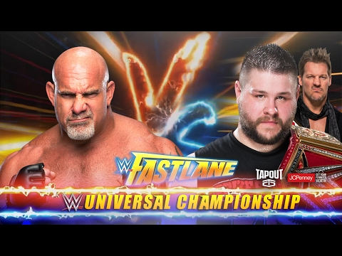 WWE Fastlane 2017 - Match Card Predictions (