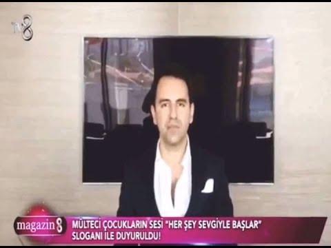 Kerem Hasanoğlu TV8 Özel Röportaj
