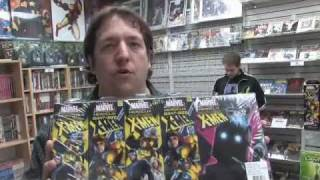 UNBOXING WEDNESDAYS at Stadium Comics - Episode 020