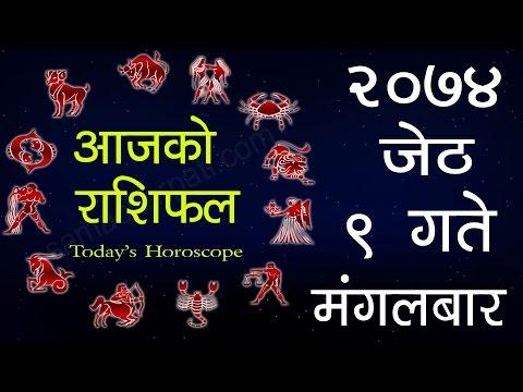 Today's Horoscope, May 23, Tuesday, 2017,