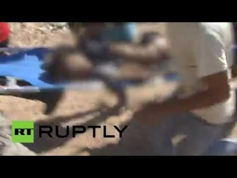 GRAPHIC: Israeli shelling kills 4 Palestinian children on Gaza beach