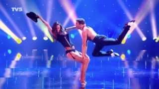 Acrobatic Dance Duo – Stephan Choiniere And Tsvetelina Tabakova