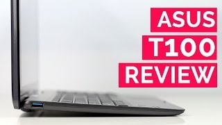 Recensione ASUS Transformer Book T100 Review [english