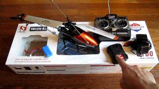 Double Horse 9100 RC Helicopter Review And Modifications