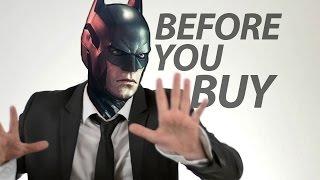 Batman Arkham Knight: Before You Buy
