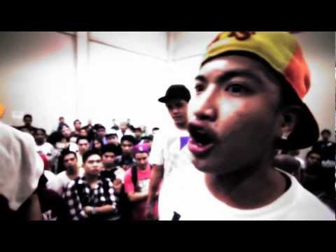 FlipTop - Apoc/Dhictah vs Nico/Toma Hawk