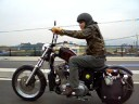 Sportster Xlh883 Chopper Ride1