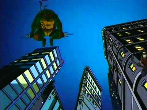 Teenage Mutant Ninja Turtles Miguzi Intro