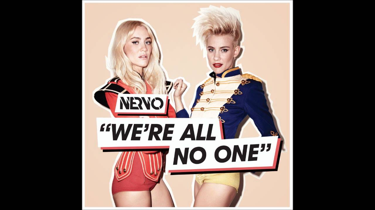 Nervo Ft Afrojack & Steve Aoki - We're All No One (Ken C Remix) HD