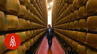 Banking on Cheese: The Bank That Uses Parmesan as Collateral