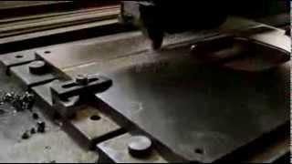 Видео Строгальный станок