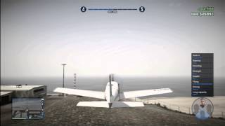 GTA Online Easiest/quickest 100 Flight Skill