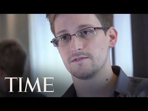 Person of the Year 2013 Shortlist: Edward Snowden