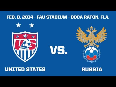 WNT vs. Russia: Live Stream - Feb. 8, 2014