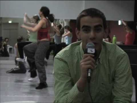Holland Dance Festival TV: RAW DANCE Workshop