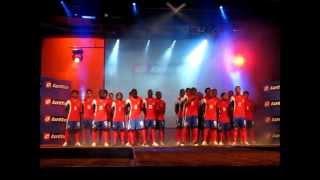 Nuevo Uniforme De La Selección De Fútbol De Costa Rica