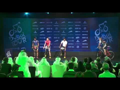 Dubai Tour 2014 - Press Conference