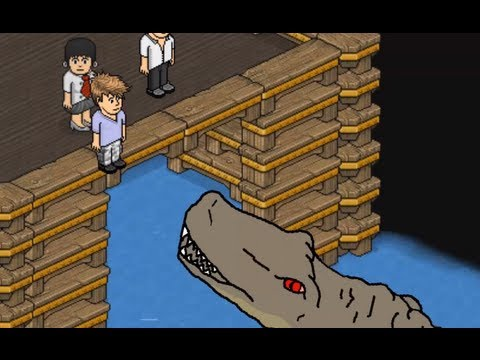 Crocodilo 2 - Ilha Sinistra (Versão Hablitz)