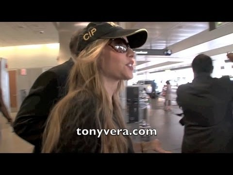 Sofía Vergara Can not find her car at LAX