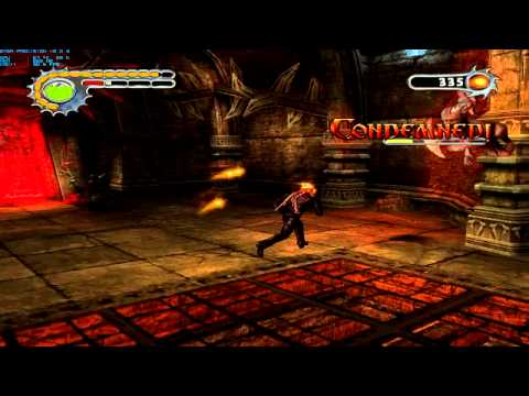 Ghost Rider gameplay on PC with PCSX2 0.9.9 PS2 emulator