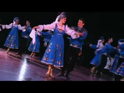 Kalinka - Russian Popular Dance. Kalinka - Ruso Danza Populare. Kalinka - Russe Danse Folklorique