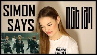 NCT 127 엔시티 127 'Simon Says' MV REACTION | Lexie Marie