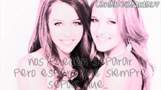 Wherever I Go Miley Cyrus & Emily Osment (traducida Al