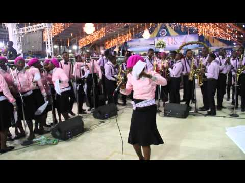 61st RCCG Convention Welcome Service
