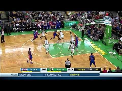 Brandon Jennings vs. Celtics: 28 pts, 4 rebs, 14 asts, 1 stl (leads 21 point comeback)