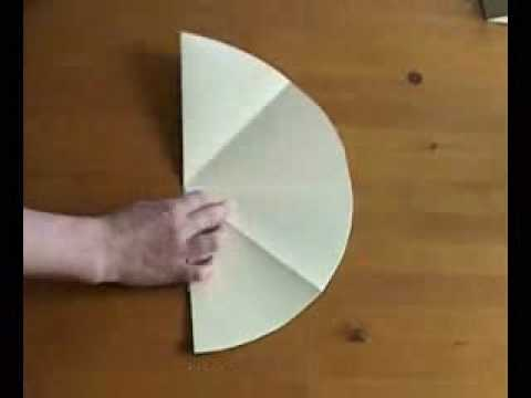 Sombrero de papel - YouTube