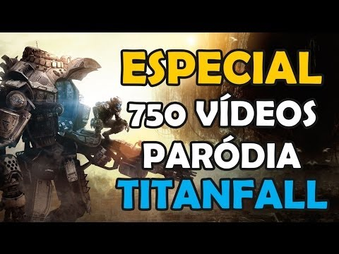 Especial 750 Vídeos: Titanfall - I want it (Paródia