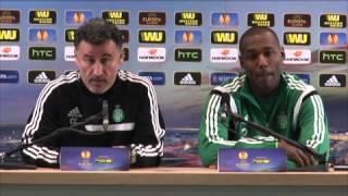 Saint-Etienne, Galtier: 'Battere Inter per noi sarebbe un'impresa'