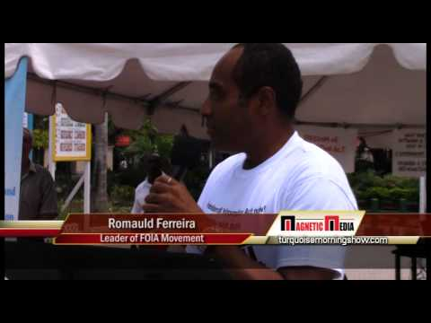 ONE CARIBBEAN REPORT Freedom of Information March June 11 2014
