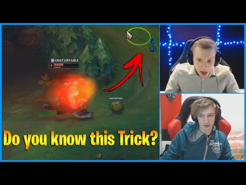 Do you know this New Bounce Sion Trick? Sion and shroom Interaction | LoL Daily Moments Ep 783