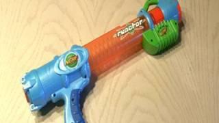 Hi-Power Nerf Cannon!
