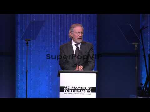 SPEECH: Steven Spielberg at USC Shoah Foundation Institut...