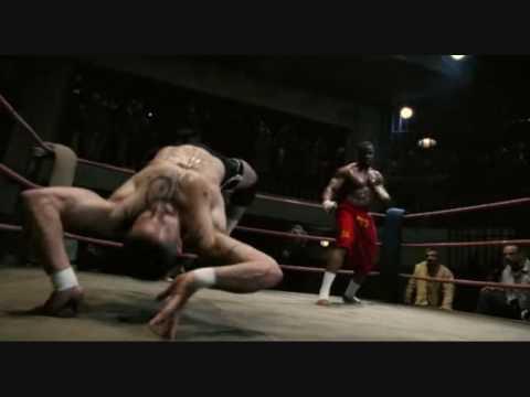 Boyka vs Chambers FINAL PRIJECT By ZAIMU Kickbox Krazy