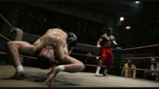 Boyka Vs Chambers FINAL PRIJECT By ZAIMU Kickbox Krazy
