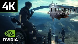 Final Fantasy XV - 4K PC Játékmenet