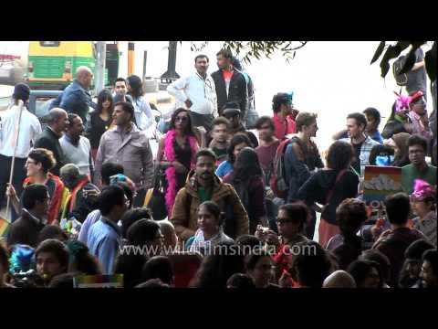 Fifth edition of the Delhi Queer Pride Parade