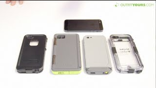 Top 4 Best Waterproof IPhone 5 & IPhone 5S Cases