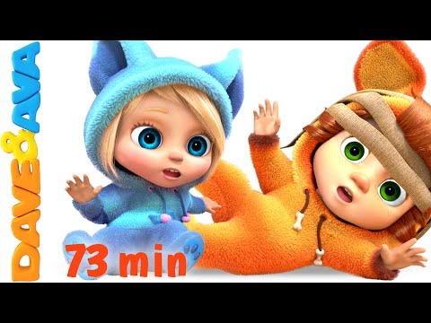 Jack and Jill | Nursery Rhymes Collection and Baby Songs from Dave and Ava