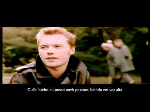 Ronan Keating - When you say nothing at all (legendado em português)